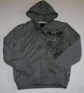 ONeill Mens Hooded Zip up Fleece Jacket (Medium