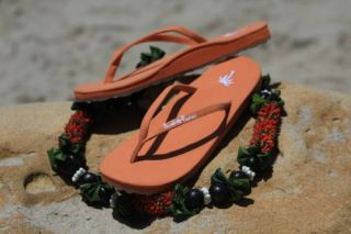 Womens Scott Hawaii Flip flops Mele Sun Free Ship Retail $30 Shoes