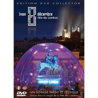 DVD Fete des lumieres de lyon: 8 decembre 2008en DVD DOCUMENTAIRE