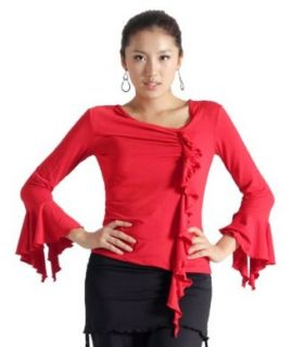 SCT1054RD29 (Bust 36 38) Womens Ballroom Latin Salsa