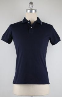New Avon Celli Navy Blue Polo Medium Clothing