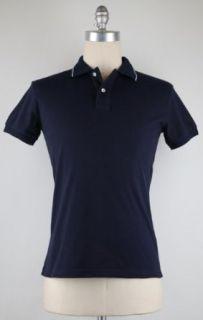 New Avon Celli Navy Blue Polo Medium Clothing
