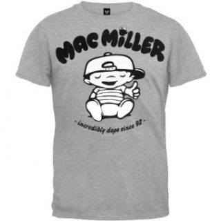 Mac Miller   Little Mac T Shirt   2X Large: Clothing