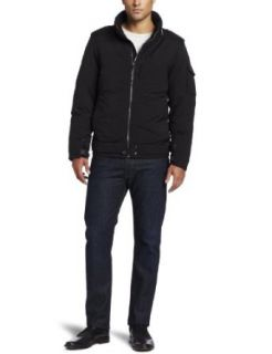 Marc New York by Andrew Marc Mens Echo Matte Oxford Down