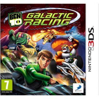 BEN 10 GALACTIC RACING / Jeu console 3DS   Achat / Vente DS BEN 10