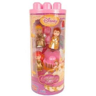 Mega bloks, pour enfant à leffigie des Princesses , 13 pièces pour