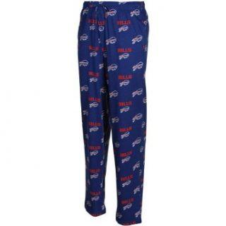 NFL Buffalo Bills Supreme Mens Knit Pants, Royal, Small