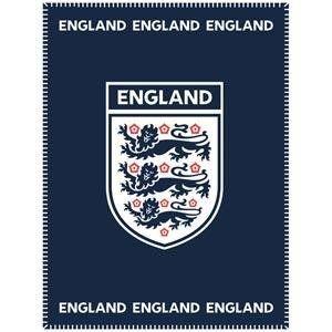 England Fleece Blanket: Sports & Outdoors