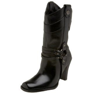 Harley Davidson Womens Simone 8 Boot Shoes