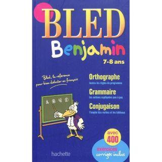 BLED; benjamin ; 7 8 ans   Achat / Vente livre Daniel Berlion pas