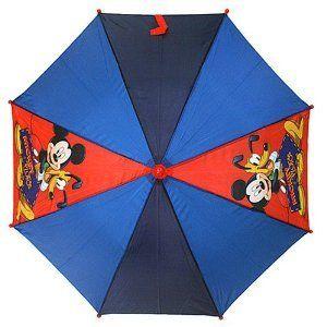 Disney Mickey Molded Handle Umbrella
