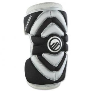 Maverik Zoom Mid Arm Lacrosse Pads (Black) Clothing