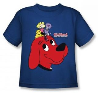 Clifford The Big Red Dog   Clifford And Friends Juvee T