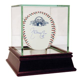 Yadier Molina 2009 All Star Game Autographed Baseball