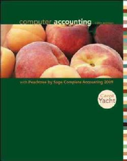 Computer Accounting + Peachtree Complete 2009, Release 16.0 + Cd rom