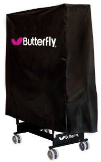 Butterfly TC1000 Table Tennis Table Cover Sports