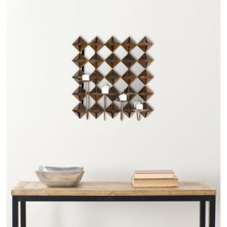 Safavieh Origami Candle Holder Wall Sconce Today $61.99 Sale $55.79