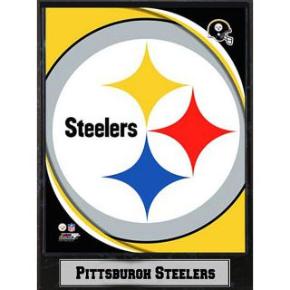 2011 Pittsburgh Steelers Logo Plaque (9 x 12) Today $19.99