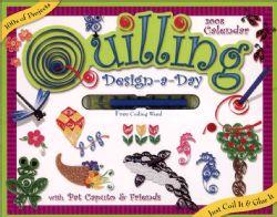 Quilling 2008 Calendar