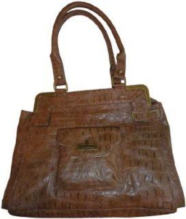 Womens Jessica Simpson Purse Handbag Lafayette Caramel