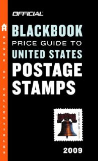 Blackbook Price Guide To Us Postage Stamps 2009