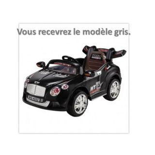 Mini Voiture Electrique Enfant Gris   Achat / Vente VEHICULE ENFANT