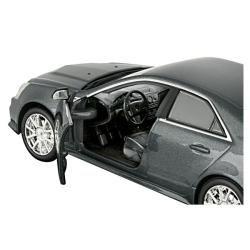 Cadillac CTS V Thunder Grey 2010 Diecast Scale Model Car