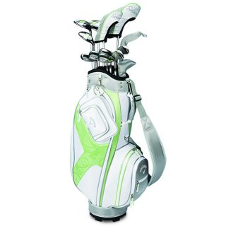 Callaway Womens 2012 Solaire 14 piece Complete Set