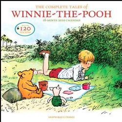 The Complete Tales of Winnie the pooh 2010 Calendar