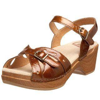 Womens Sissy Sandal,Toffee Patent,42 EU / 11.5 12 B(M) US Shoes