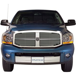 Dodge Ram 1500/ 2500 2006 2008 Boss Shadow Billet Grille