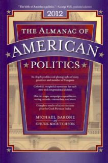The Almanac of American Politics 2012 (Hardcover)