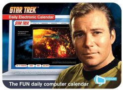 Star Trek 2012 Calendar (Calendar)