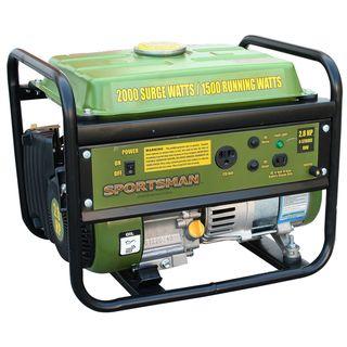 Portable 2000 watt Generator