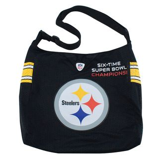 Little Earth Pittsburgh Steelers Veteran Jersey Tote Bag