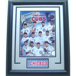 Chicago Cubs 2007 Deluxe Framed Photo