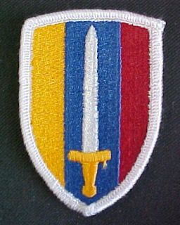 US Army Vietnam Full Color Dress Patch Clothing