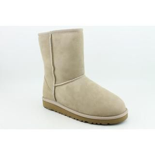 Ugg Australia Girls Classic Short Regular Suede Boots