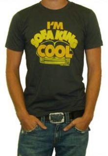 Im Sofa King Cool T shirt Clothing