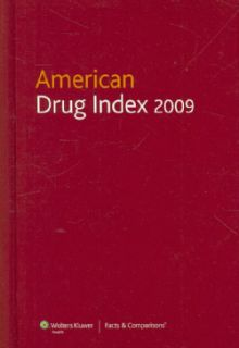American Drug Index 2009