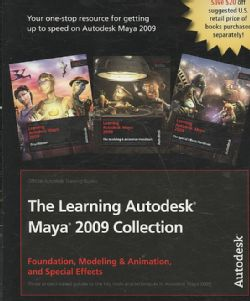 The Learning Maya 2009 Collection (Paperback)