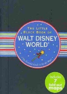 Black Book of Walt Disney World 2010 (Hardcover)