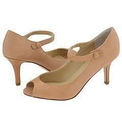 Steve Madden Lancer Natural Leather Pumps/Heels