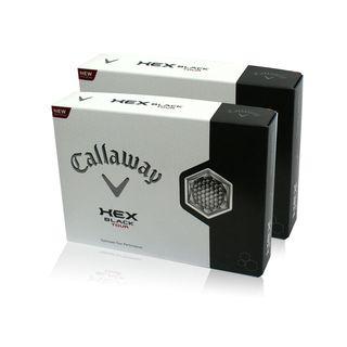 Callaway Hex Black Tour Golf Balls (Case of 24)