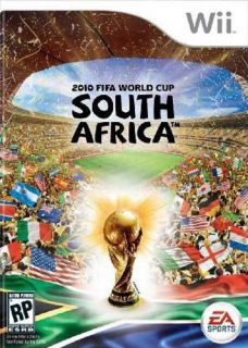 Wii   FIFA World Cup Soccer 2010
