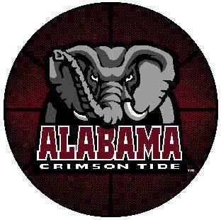 Alabama Crimson Tide ( University Of ) NCAA 24 Basketball