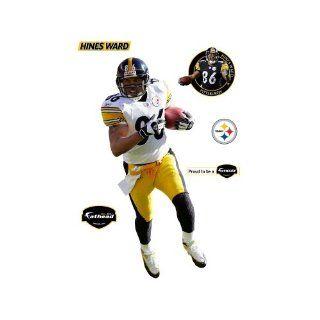 Fathead Hines Ward Pittsburgh Steelers Wall Decal Sports