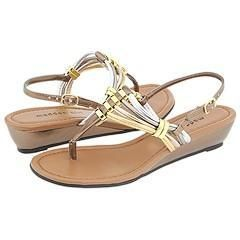 Madden Girl Cappa Metallic Multi Sandals