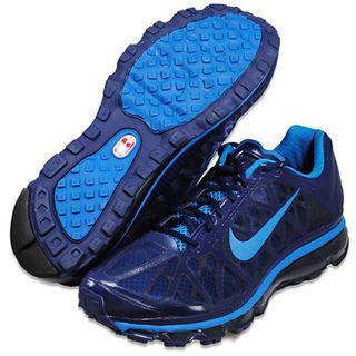 NIKE Mens Air Max+ 2011 Running Shoes