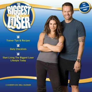 The Biggest Loser 2011 Wall Calendar
